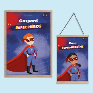 Affiche_enfance_super_héros_super_héroïne