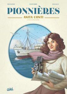 Litt_ado_Pionnières, Anita Conti, océanographe