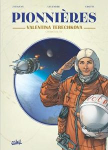 Litt_ado_Pionnières, Valentina Terechkova, cosmonaute