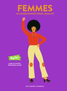 Litt_ado_femmes 40 combattantes pour l'égalité