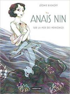 Litt_adulte_Anaïs Nin sur la mer des mensonges