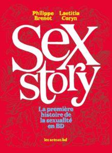 Litt_adulte_Sex story, l'histoire de la sexualité