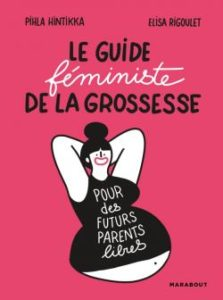 Litt_adulte_le guide féministe de la grossesse