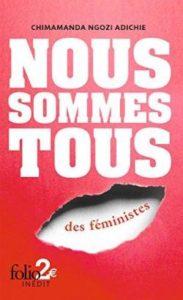 Litt_adulte_nous sommes tous des féministes