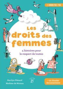 Litt_enfance_Les droits des femmes, 4 histoires pour le respect de toutes