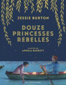 Litt_enfance_douze princesses rebelles