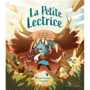 Litt_enfance_la petite lectrice