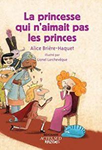 Litt_enfance_la princesse qui n'aimait pas les princes
