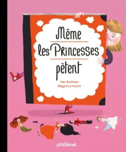 Litt_enfance_même les princesses pètent