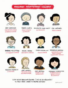 affiche_femmes de science